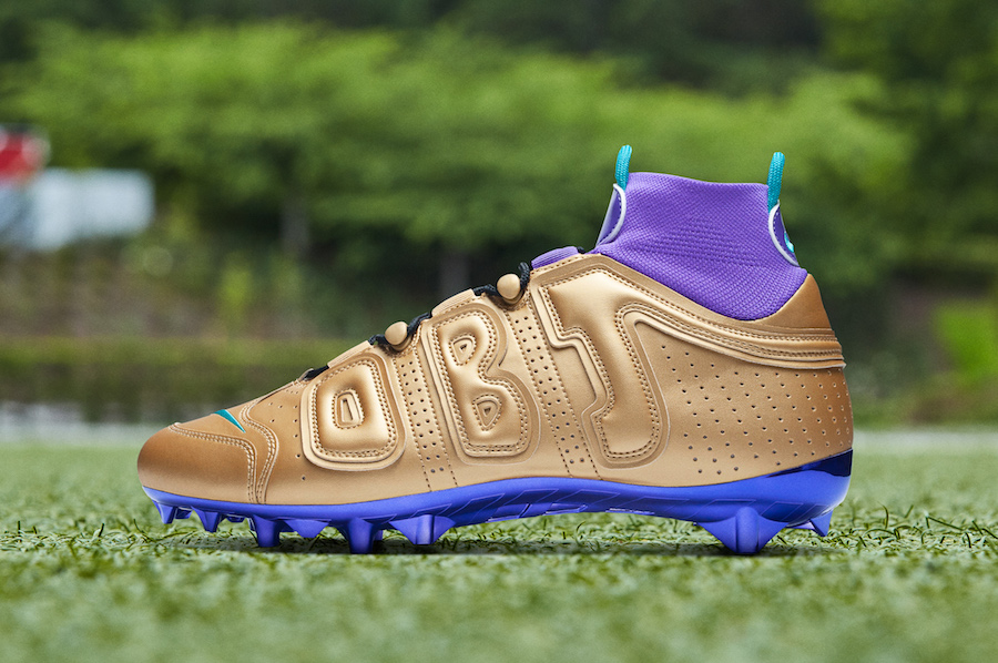 Nike Odell Beckham Jr Air Jordan Fresh Prince Cleats