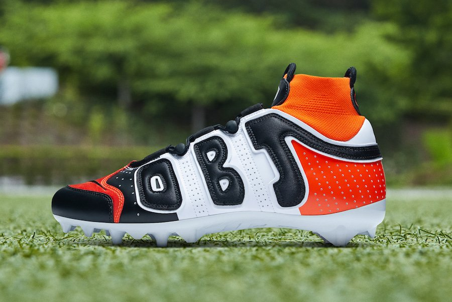 Nike Odell Beckham Jr Air Jordan Shattered Backboard Cleats