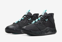 Nike PG 3 Black Light Aqua AO2607-006 Release Date