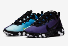 Nike React Element 55 Day Night CK1410-400 Release Date Info