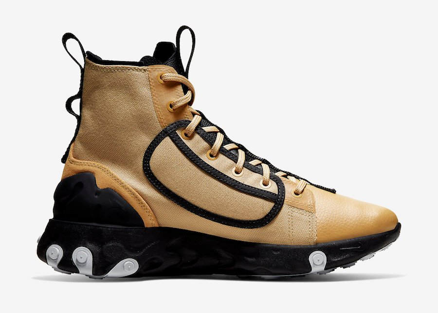 Nike React Ianga Club Gold AV5555-700 Release Date Info