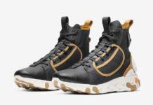 Nike React Ianga Wheat AV5555-001 Release Date