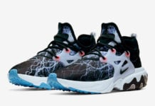 Nike React Presto Lightning Trouble At Home AV2605-006 Release Date Info