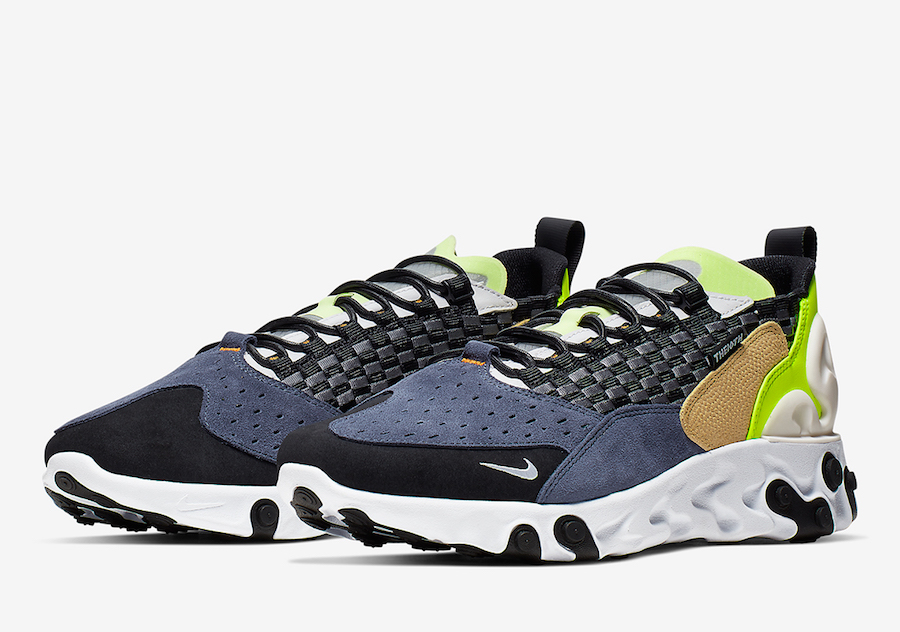 Nike React Sertu Black Volt AT5301-002 Release Date Info
