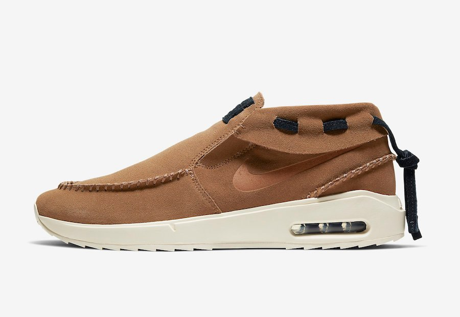 Nike SB Air Max Stefan Janoski 2 Moc Brown BQ6840-200 Release Date Info