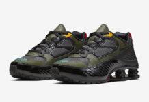 Nike Shox Enigma Cargo Khaki BQ9001-002 Release Date Info