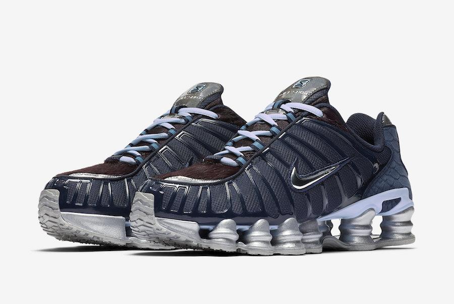 Nike Shox TL Python Pony CQ4807-400 Release Date Info