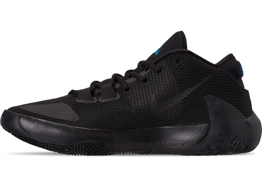 Nike Zoom Freak 1 'Black Iridescent' Release Date | Getswooshed