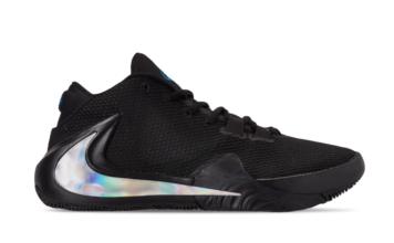 Nike Zoom Freak 1 Black Iridescent BQ5422-004 Release Date Info
