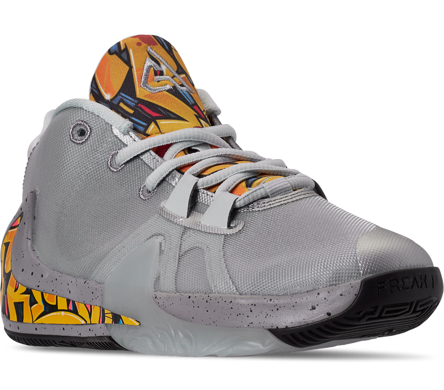 Nike Zoom Freak 1 Graffiti BQ5633-005 Release Date Info