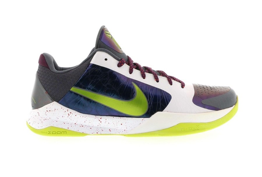 Nike Zoom Kobe 5 Chaos 2009
