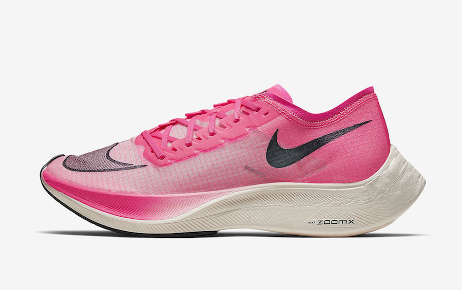 Nike ZoomX VaporFly NEXT% Pink AO4568 600 Release Date Info