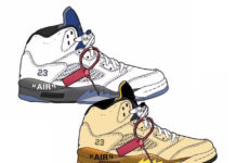 Off-White Air Jordan 5 2020