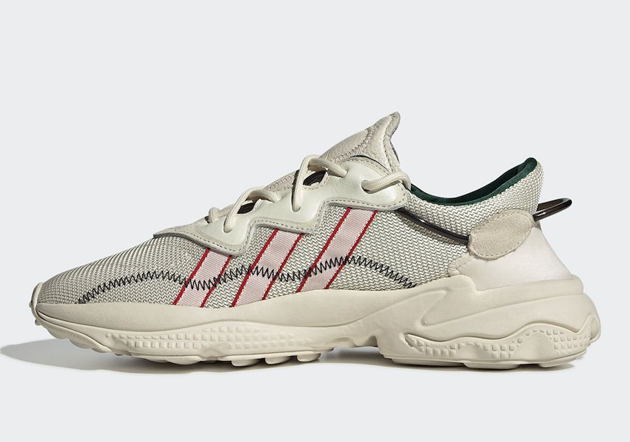 Pusha T adidas Ozweego EH0242 Release Date Info