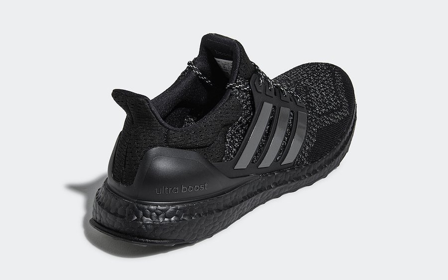 Show Me The Money adidas Ultra Boost Black FW8233 Release Date Info