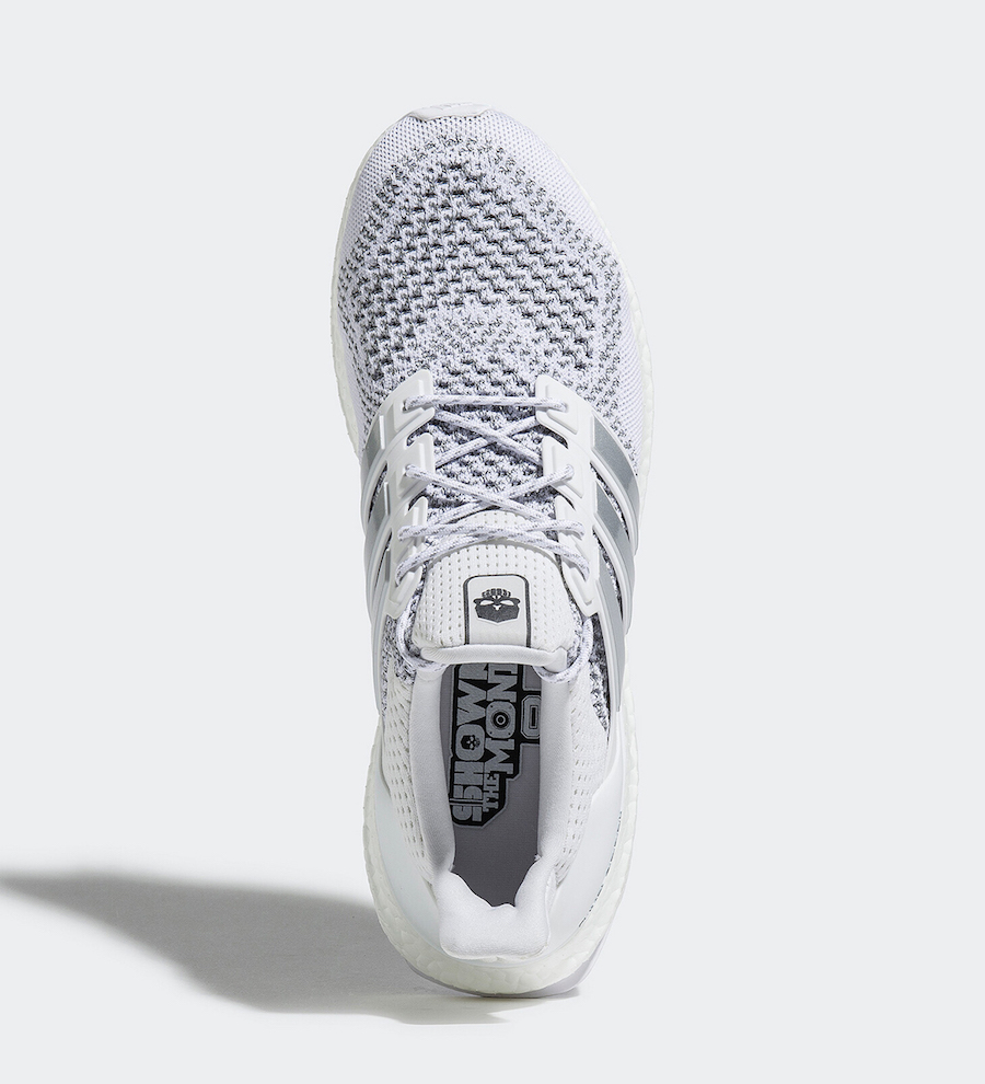 Show Me The Money adidas Ultra Boost White FW8232 Release Date Info