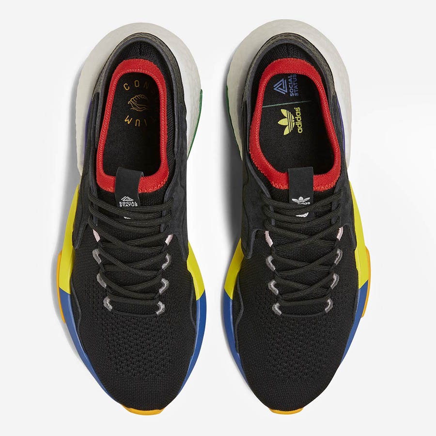 Social Status adidas POD-S3.1 Release Date Info