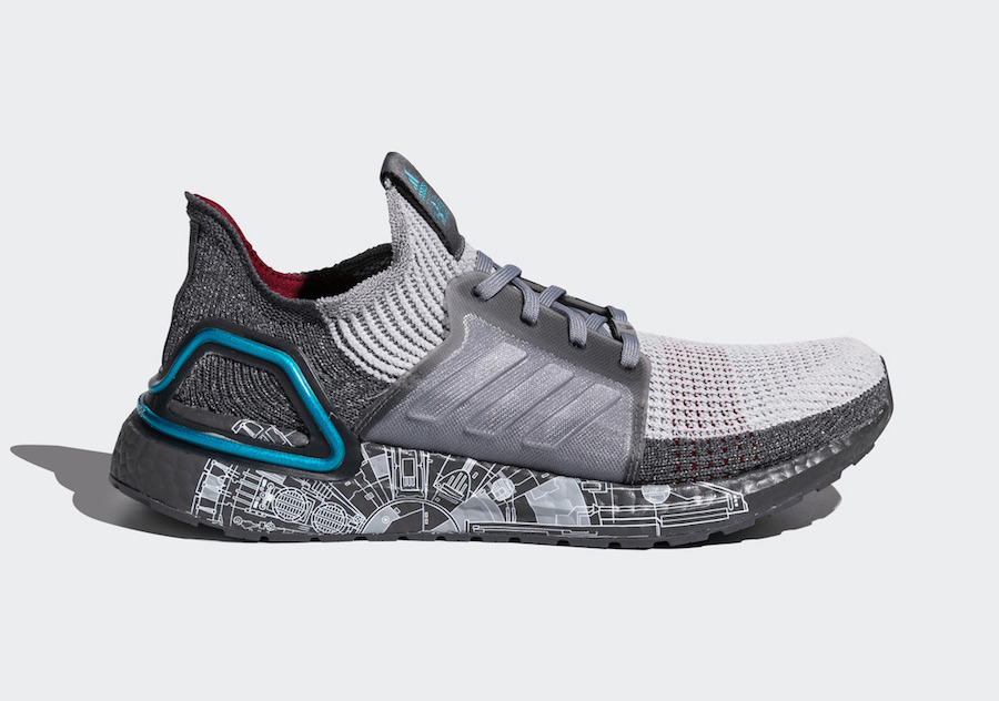 Star Wars adidas Ultra Boost 2019 Millennium Falcon FW0525 Release Date Info