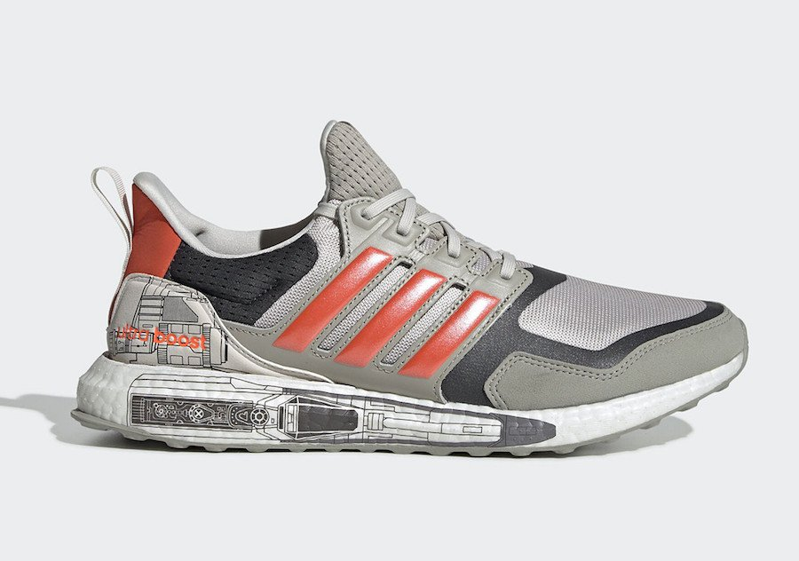 Star Wars adidas Ultra Boost X-Wing Release Date Info