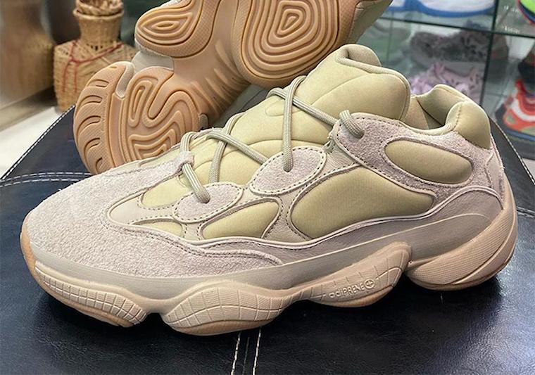 Stone adidas Yeezy 500 FW4839 Release Date