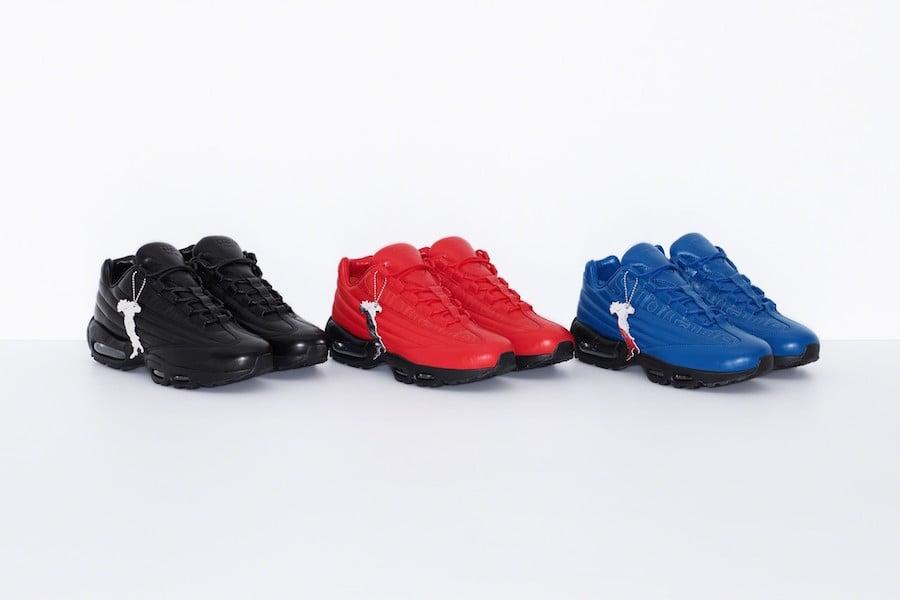Supreme Nike Air Max 95 Lux Release Info