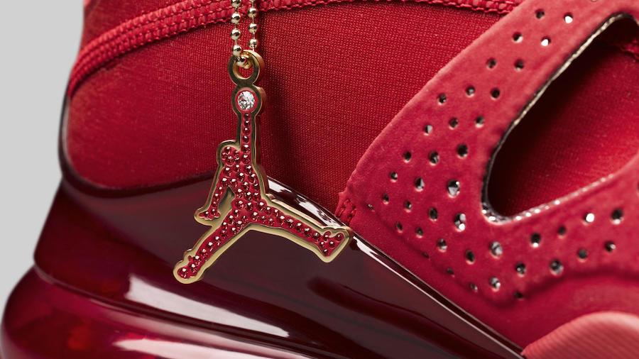 Swarovski Jordan Air Latitude 720 Red CI1233-607 Release Date Info