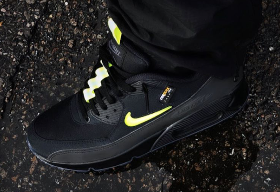 The Basement Nike Air Max 90 CI9111 002 CI9111 003 Release