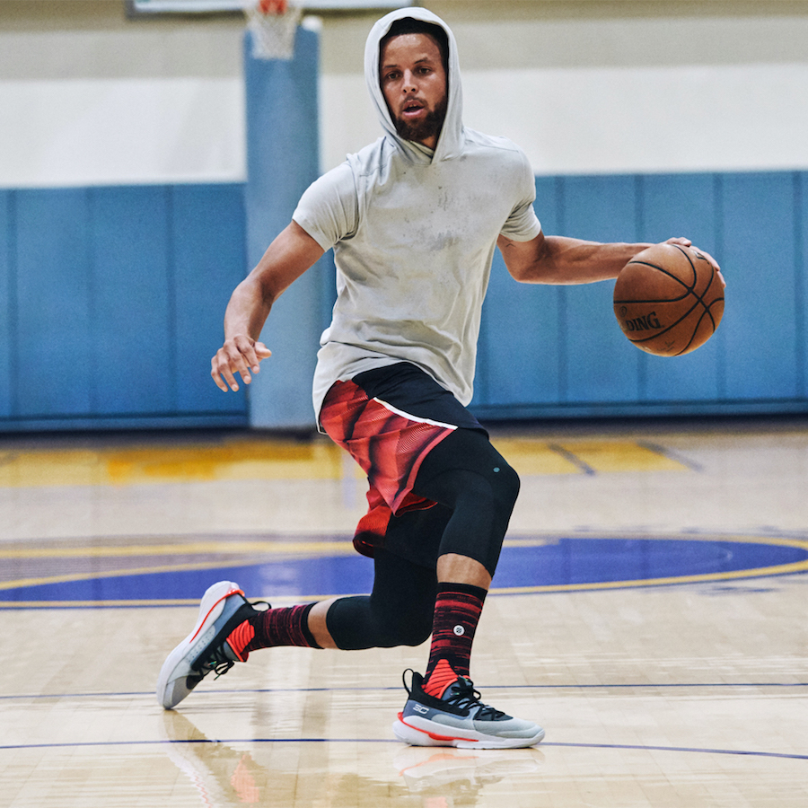 UA Curry 7 Release Date Info
