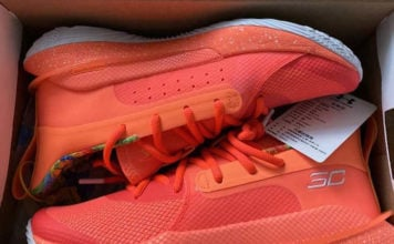 UA Curry 7 Sour Patch Kids Orange Release date Info