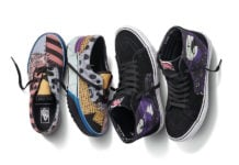Vans The Nightmare Before Christmas Release Date