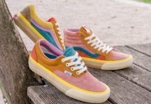 Vans Vault SK8-Hi Old Skool Era Multicolor LX Pack Release Date Info
