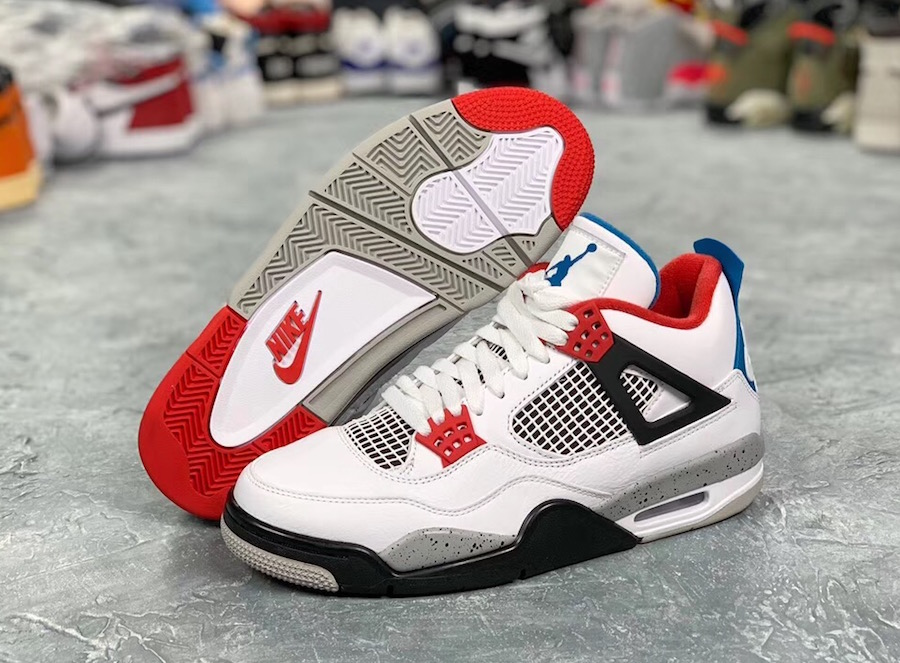 What The Air Jordan 4 CI1184-146 Release