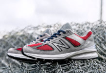 more photos abeb4 95564 DTLR x New Balance 990 Stars and Stripes | SneakerFiles