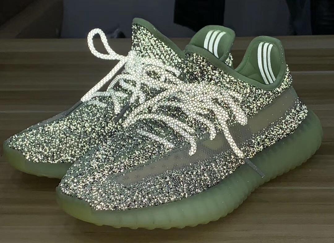 Yeezreel Reflective adidas Yeezy Boost 350 V2 Release Date Info