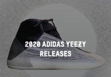 2020 adidas Yeezy Release Dates Colorways