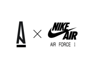 A Ma Maniere Nike Air Force 1