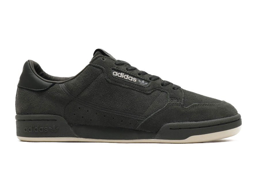 adidas Continental 80 Legend Earth EE5364 Release Date Info