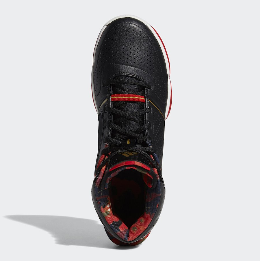 adidas D Rose 1 Forbidden City Chinese New Year FW3137 Release Date
