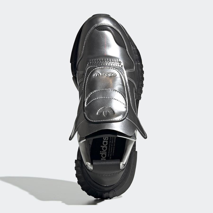adidas Futurecraft Metallic Silver EE5002 Release Date Info