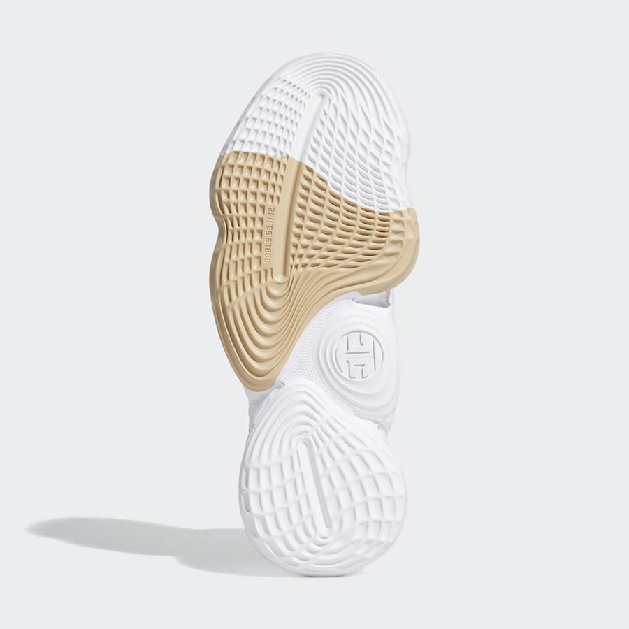 adidas Harden Vol. 4 Cookies Cream EF1260 Release Date Info