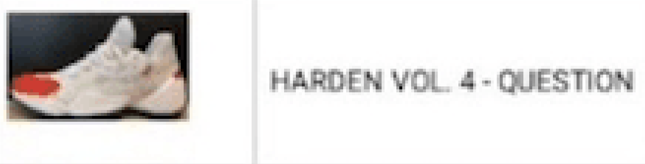 adidas Harden Vol 4 Question Release Date Info