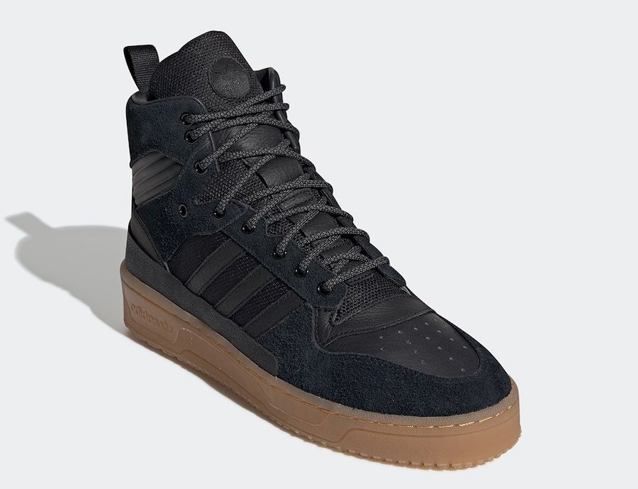 adidas Rivalry TR Black Gum EE8186 Release Date Info