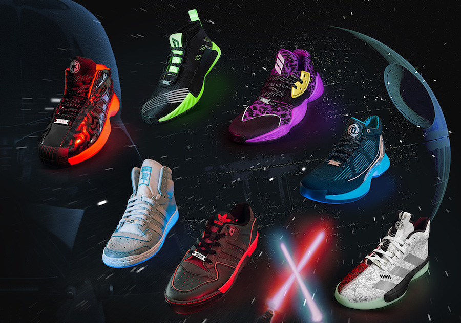 adidas Star Wars 2019 Collection Release Date Info