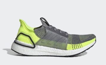adidas Ultra Boost 2019 Grey Volt EF1343 Release Date Info