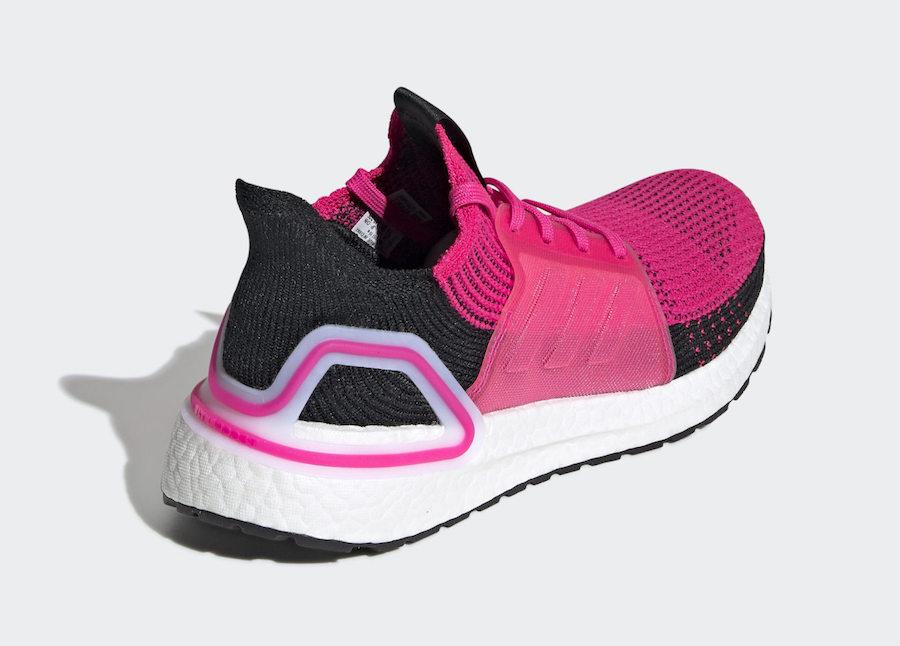 adidas Ultra Boost 2019 Shock Pink G27485 Release Date Info