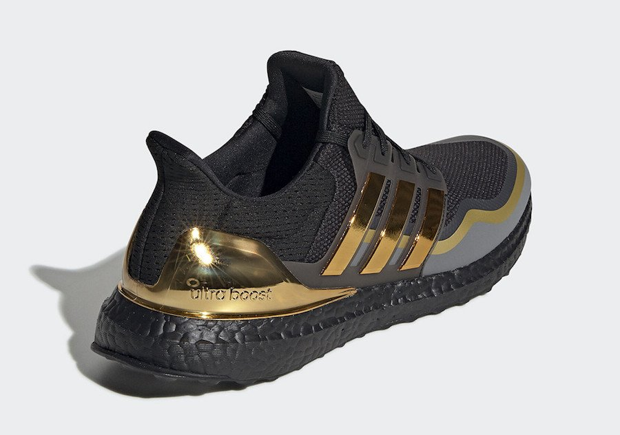 adidas Ultra Boost Black Gold EG8102 Release Date Info