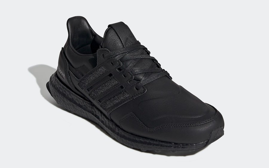 adidas Ultra Boost Leather Black EF0901 Release Date Info