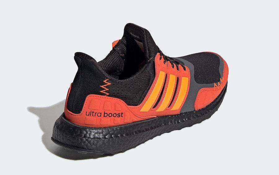 adidas Ultra Boost SL Flash Orange FV7283 Release Date Info