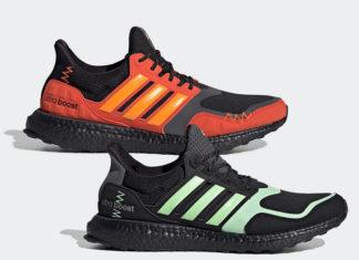 adidas Ultra Boost SL Flash Orange Glow Green Release Date Info