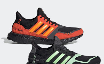 adidas Ultra Boost SL Flash Orange Glow Green Release Date Info